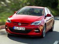 Opel Astra, J [рестайлинг], Biturbo хетчбэк 5-дв., 2012–2016