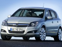 Opel Astra, Family/H [рестайлинг], Хетчбэк 5-дв., 2007–2015