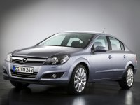 Opel Astra, Family/H [рестайлинг], Седан, 2007–2015