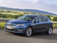 Opel Astra, J [рестайлинг], Хетчбэк 5-дв., 2012–2016