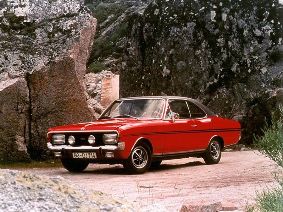 Opel Commodore купе, A - отзывы, фото и характеристики на Car.ru
