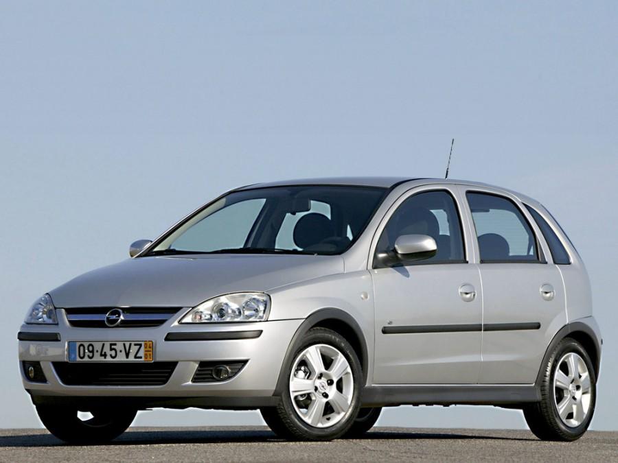 Opel Corsa, Белебей