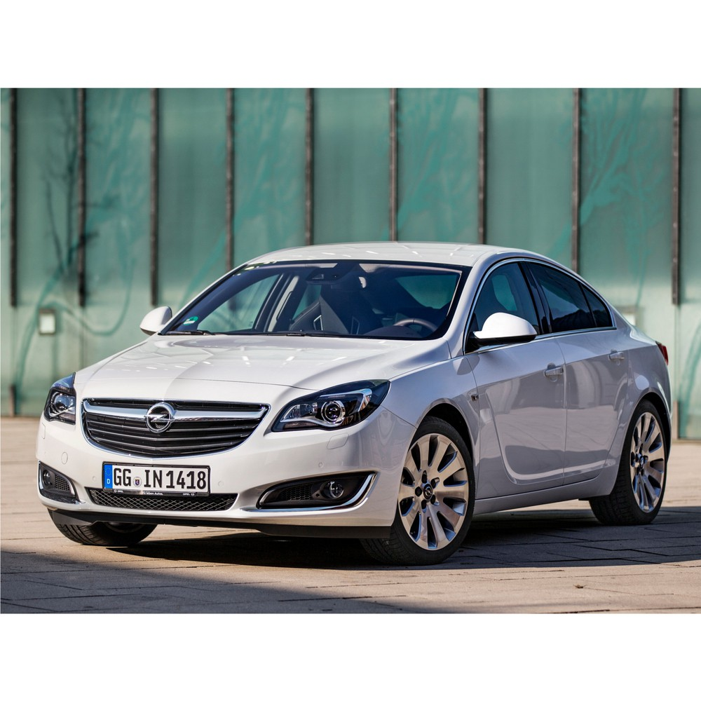Opel Insignia, Анапа