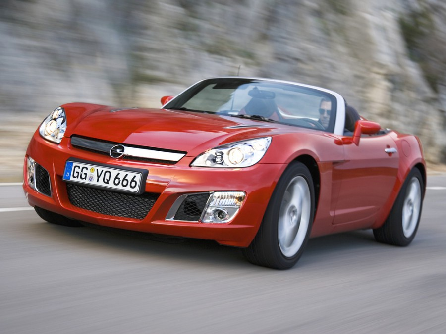 Opel GT родстер, 2006–2009, 2 поколение - отзывы, фото и характеристики на Car.ru