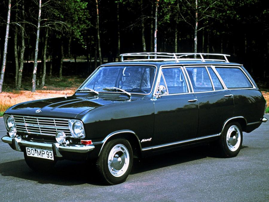Opel Kadett универсал 5-дв., B - отзывы, фото и характеристики на Car.ru