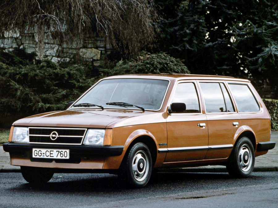 Opel Kadett универсал, 1979–1984, D - отзывы, фото и характеристики на Car.ru