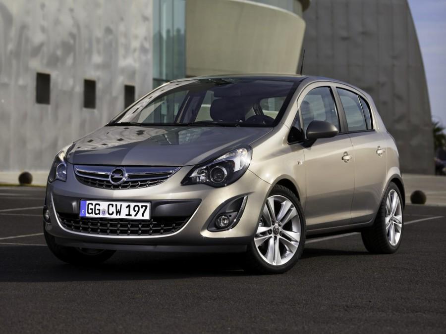 Opel Corsa хетчбэк 5-дв., 2010–2016, D [рестайлинг] - отзывы, фото и характеристики на Car.ru