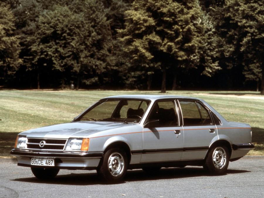 Opel Commodore седан 4-дв., C - отзывы, фото и характеристики на Car.ru