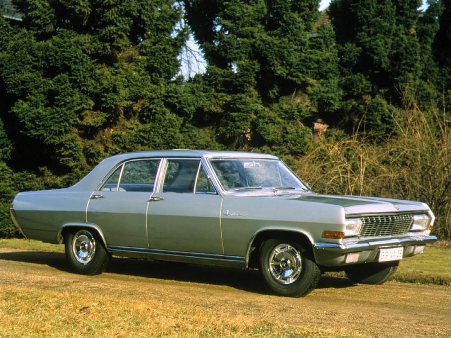Opel Diplomat седан, 1964–1968, A - отзывы, фото и характеристики на Car.ru