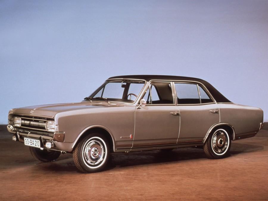 Opel Commodore седан 4-дв., A - отзывы, фото и характеристики на Car.ru