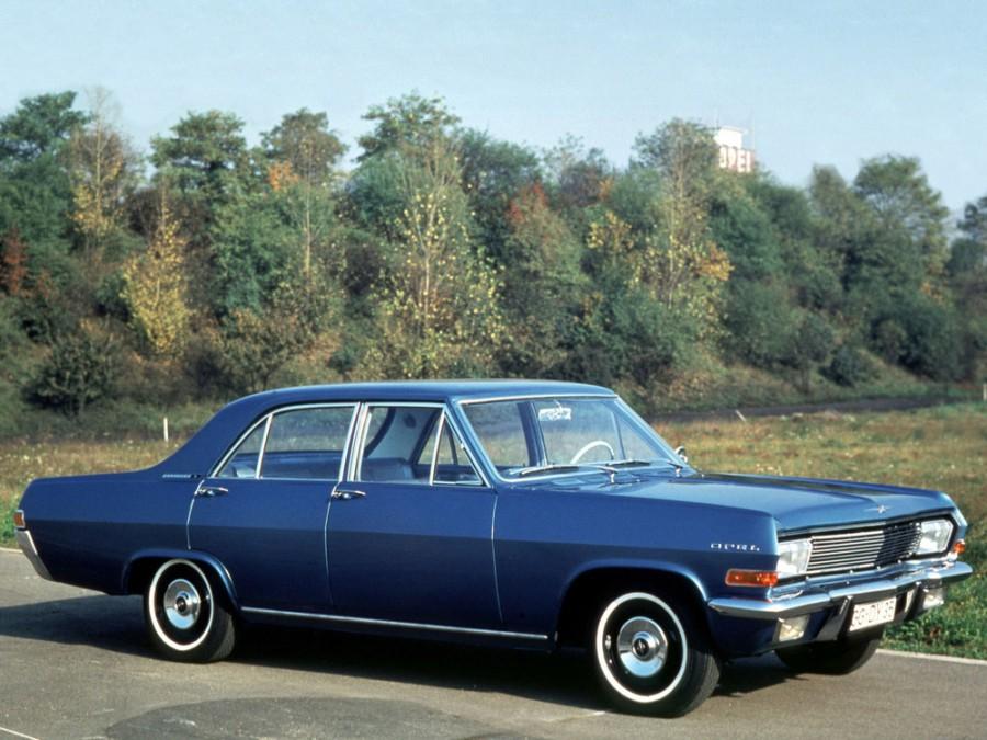 Opel Kapitan седан, A - отзывы, фото и характеристики на Car.ru