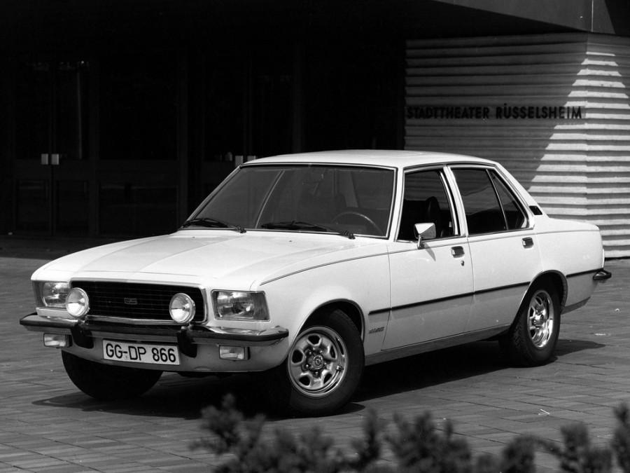Opel Commodore седан, B - отзывы, фото и характеристики на Car.ru