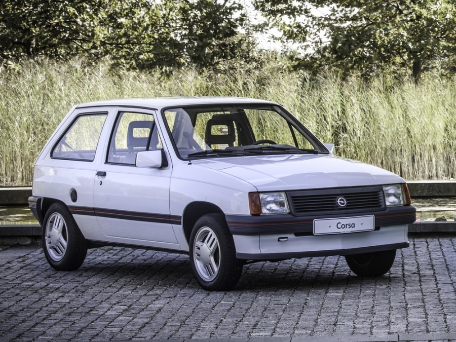 Opel Corsa хетчбэк 3-дв., A [рестайлинг] - отзывы, фото и характеристики на Car.ru
