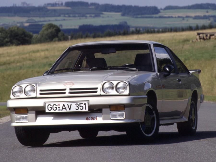 Opel Manta купе, 1982–1988, B [рестайлинг] - отзывы, фото и характеристики на Car.ru