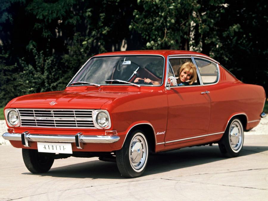 Opel Kadett купе, B - отзывы, фото и характеристики на Car.ru