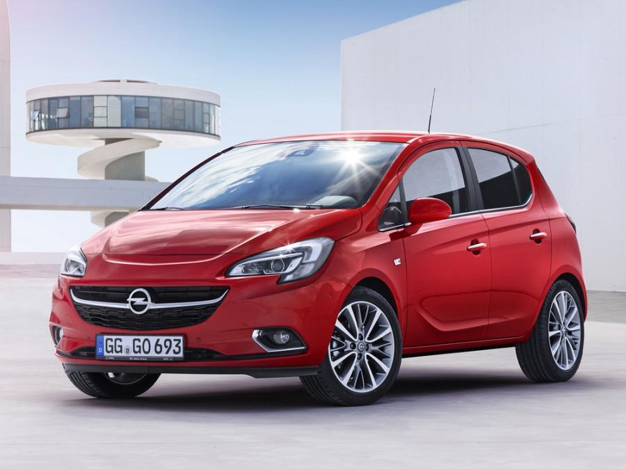 Opel Corsa хетчбэк 5-дв., 2014–2016, E - отзывы, фото и характеристики на Car.ru