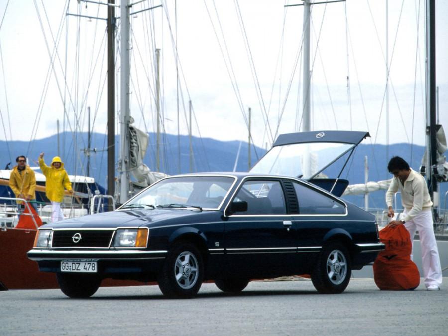 Opel Monza купе, A1 - отзывы, фото и характеристики на Car.ru