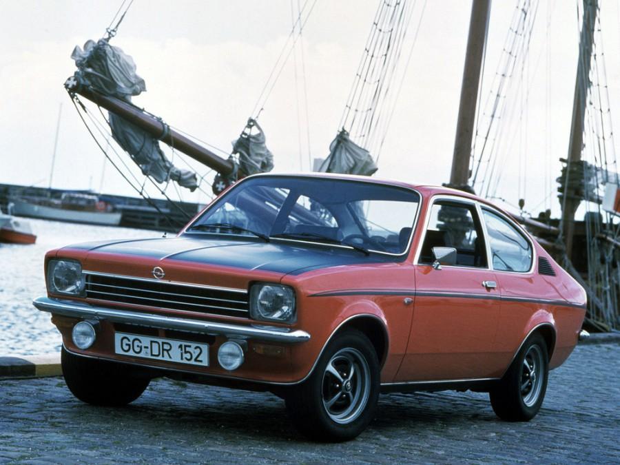 Opel Kadett купе 2-дв., 1972–1979, C - отзывы, фото и характеристики на Car.ru