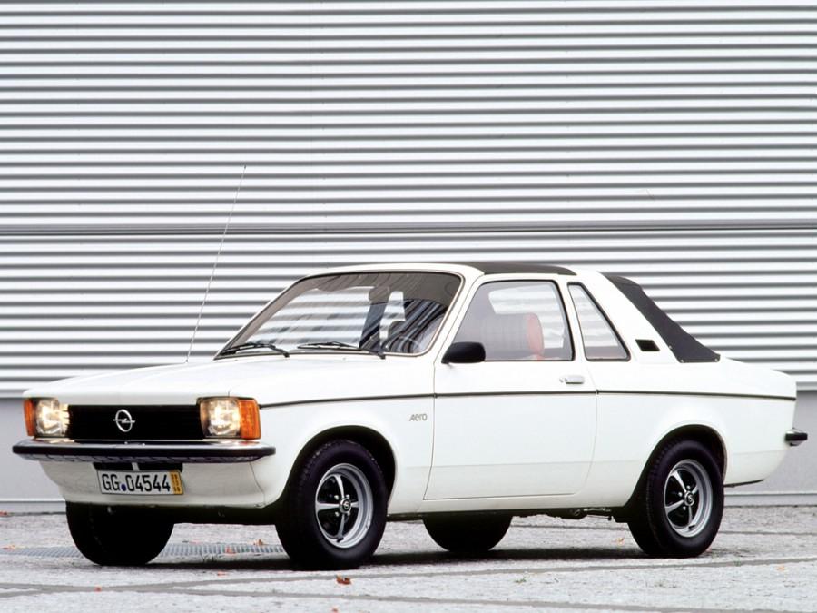 Opel Kadett Aero тарга, C [рестайлинг] - отзывы, фото и характеристики на Car.ru