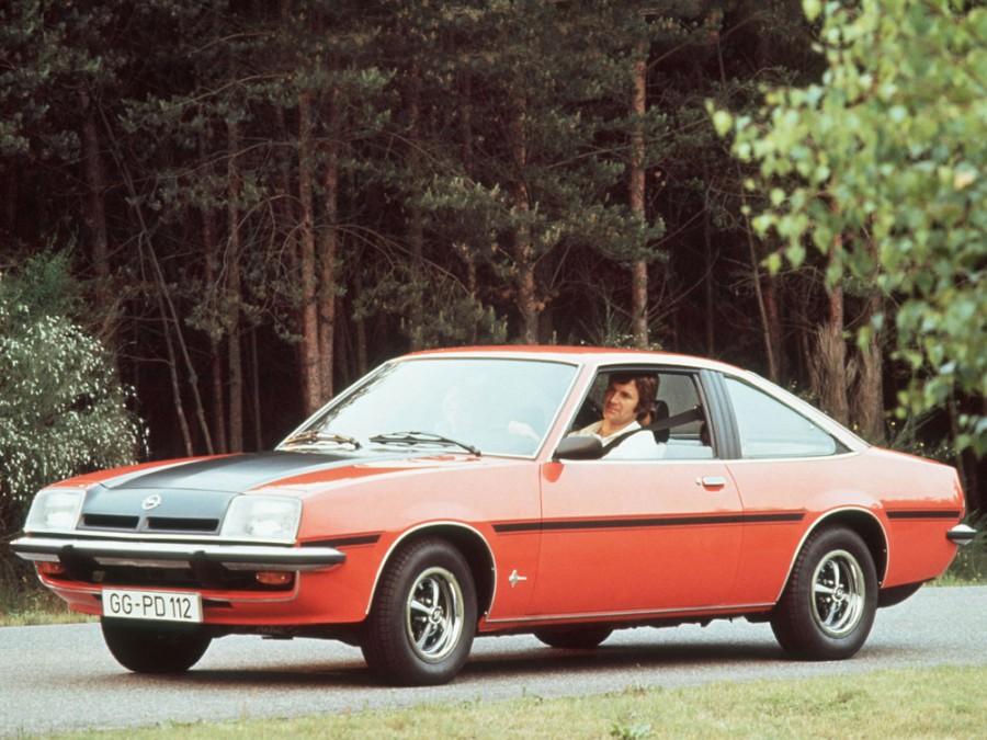 Opel Manta купе, 1975–1982, B - отзывы, фото и характеристики на Car.ru