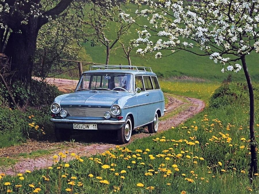 Opel Kadett универсал, A - отзывы, фото и характеристики на Car.ru
