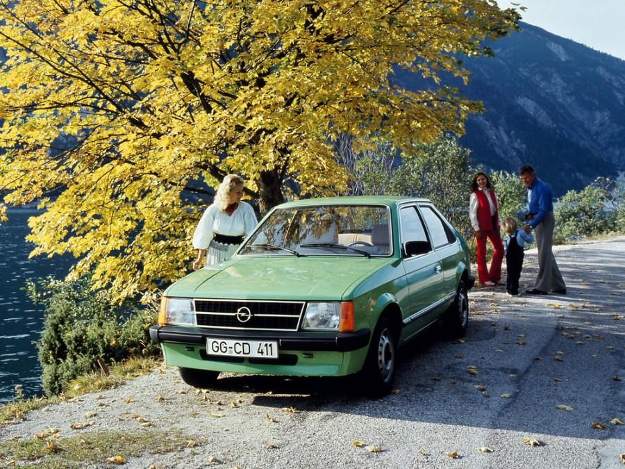 Opel Kadett фастбэк, 1979–1984, D - отзывы, фото и характеристики на Car.ru