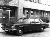 Opel Kapitan, B, Седан
