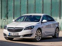 Opel Insignia, 1 поколение [рестайлинг], Седан, 2013–2016