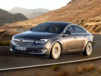 Opel Insignia, 1 поколение [рестайлинг], Лифтбэк, 2013–2016