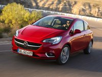 Opel Corsa, E, Хетчбэк 3-дв., 2014–2016