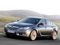 Opel Insignia, 1 поколение, Лифтбэк 5-дв., 2008–2016