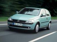 Opel Corsa, C, Хетчбэк 3-дв., 2000–2003