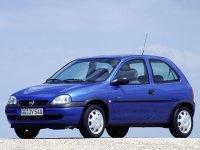 Opel Corsa, B [рестайлинг], Хетчбэк 3-дв., 1997–2000