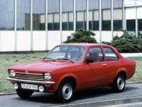 Opel Kadett, C, Седан 2-дв., 1972–1979