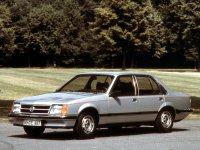 Opel Commodore, C, Седан 4-дв.