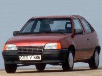 Opel Kadett, E, Хетчбэк 3-дв., 1983–1991