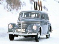 Opel Kapitan, 1 поколение, Седан 4-дв.