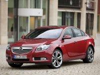 Opel Insignia, 1 поколение, Седан 4-дв., 2008–2016