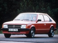 Opel Kadett, D, Хетчбэк 3-дв., 1979–1984
