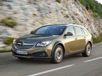 Opel Insignia, 1 поколение [рестайлинг], Country tourer универсал 5-дв., 2013–2016