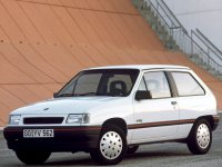 Opel Corsa, A [2-й рестайлинг], Хетчбэк 3-дв.