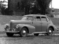Opel Kapitan, 2 поколение, Седан