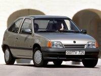 Opel Kadett, E [рестайлинг], Хетчбэк 3-дв.