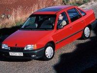 Opel Kadett, E [рестайлинг], Седан