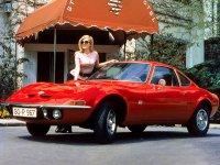 Opel GT, 1 поколение, Купе