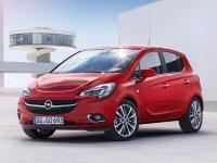 Opel Corsa, E, Хетчбэк 5-дв., 2014–2016