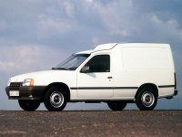 Opel Kadett, E, Combo фургон 3-дв., 1983–1991