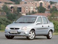 Opel Corsa, B [рестайлинг], Седан, 1997–2000