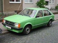 Opel Kadett, D, Фастбэк 4-дв., 1979–1984