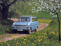Opel Kadett, A, Универсал